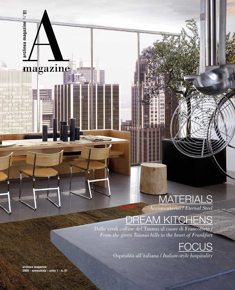 Arclinea Magazine N.1