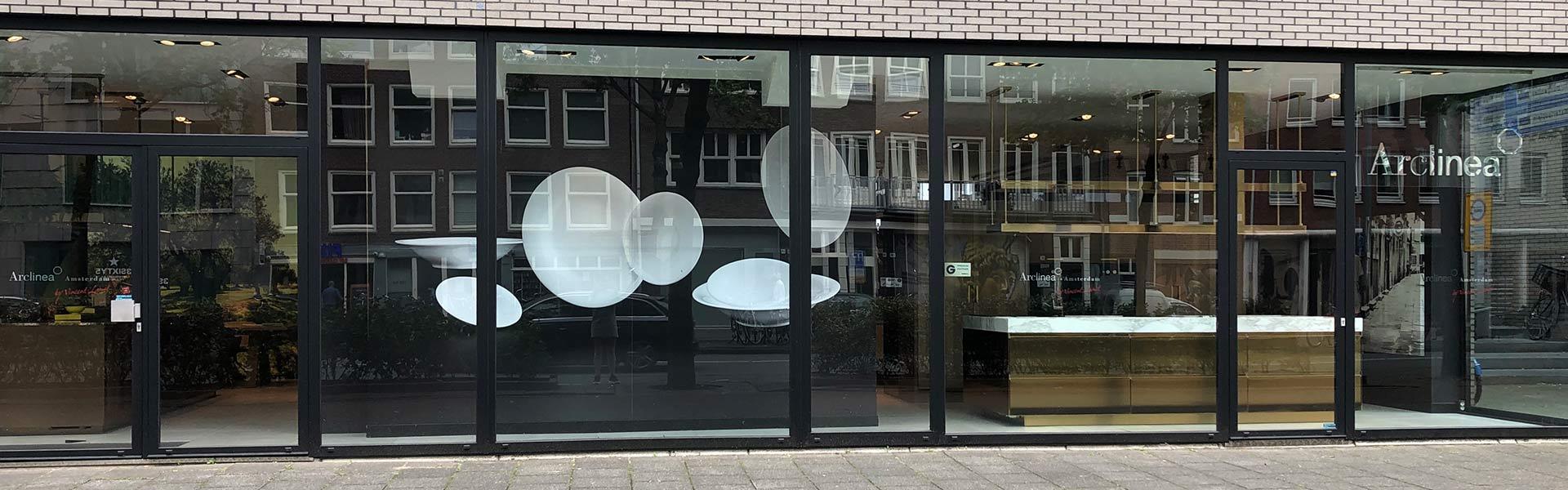 Showroom Arclinea Amsterdam
